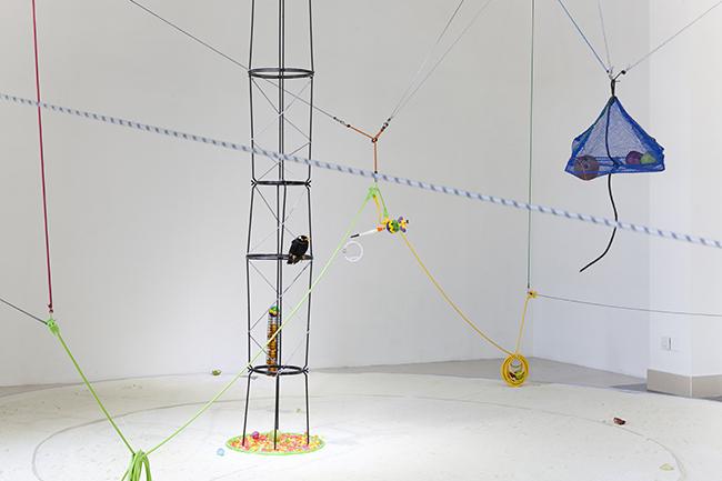 「自然の設計/Naturplan」2012 撮影:森田兼次 Courtesy of the artist and YUKA TSURUNO GALLERY