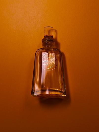 資生堂香水 「梅」 1918年