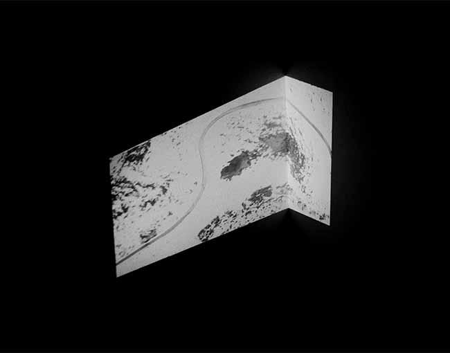 「測量|山」 2016 ラムダプリント サイズ可変