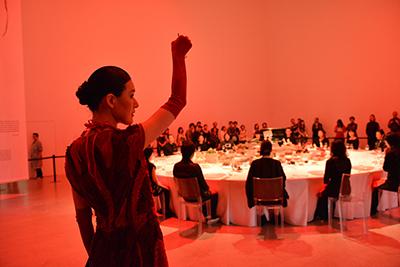 「ゲリラレストラン 好奇心の祝宴」 金沢21世紀美術館 Photo : Kikou Keizo