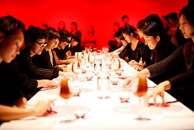 """""""Guerilla Restaurant 'Lost Tongues'"""" Photo : Tukasa Nakagawa"""