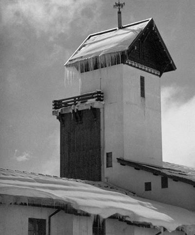 Shinzo Fukuhara The Tower, 1938