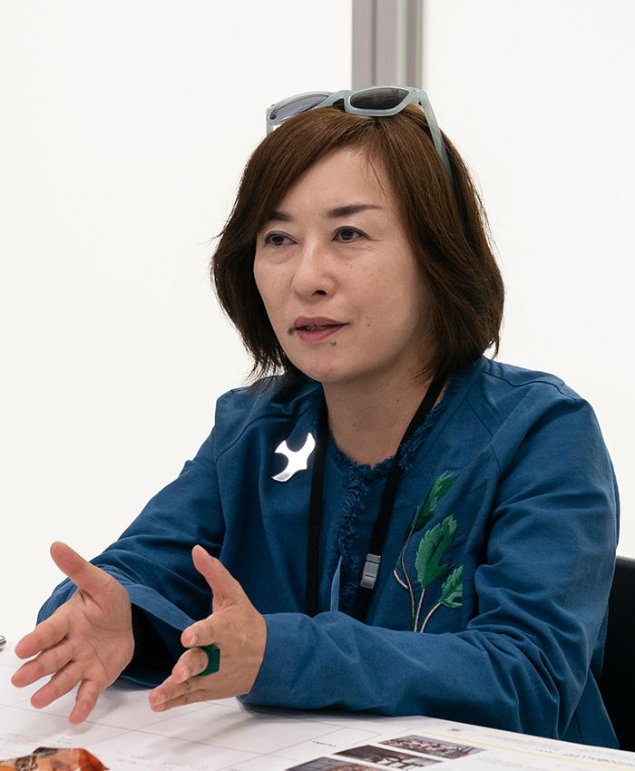 住吉 智恵(アートプロデューサー/RealTokyoディレクター)