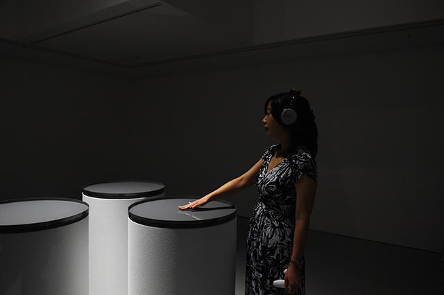 A Room of Dis-edge 身体の境界線がとける部屋