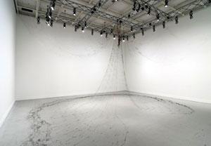 平野薫展 《aerosol》 2007年1月12日~2月4日