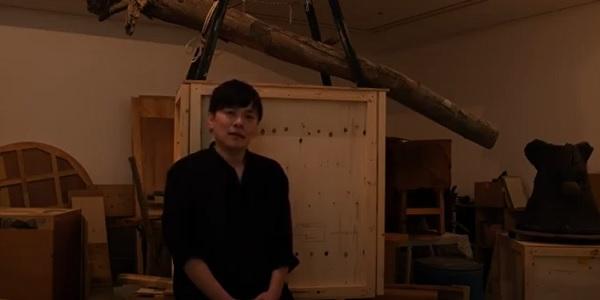「第14回shiseido art egg」 西 太志アーティスト・トークを公開しました。