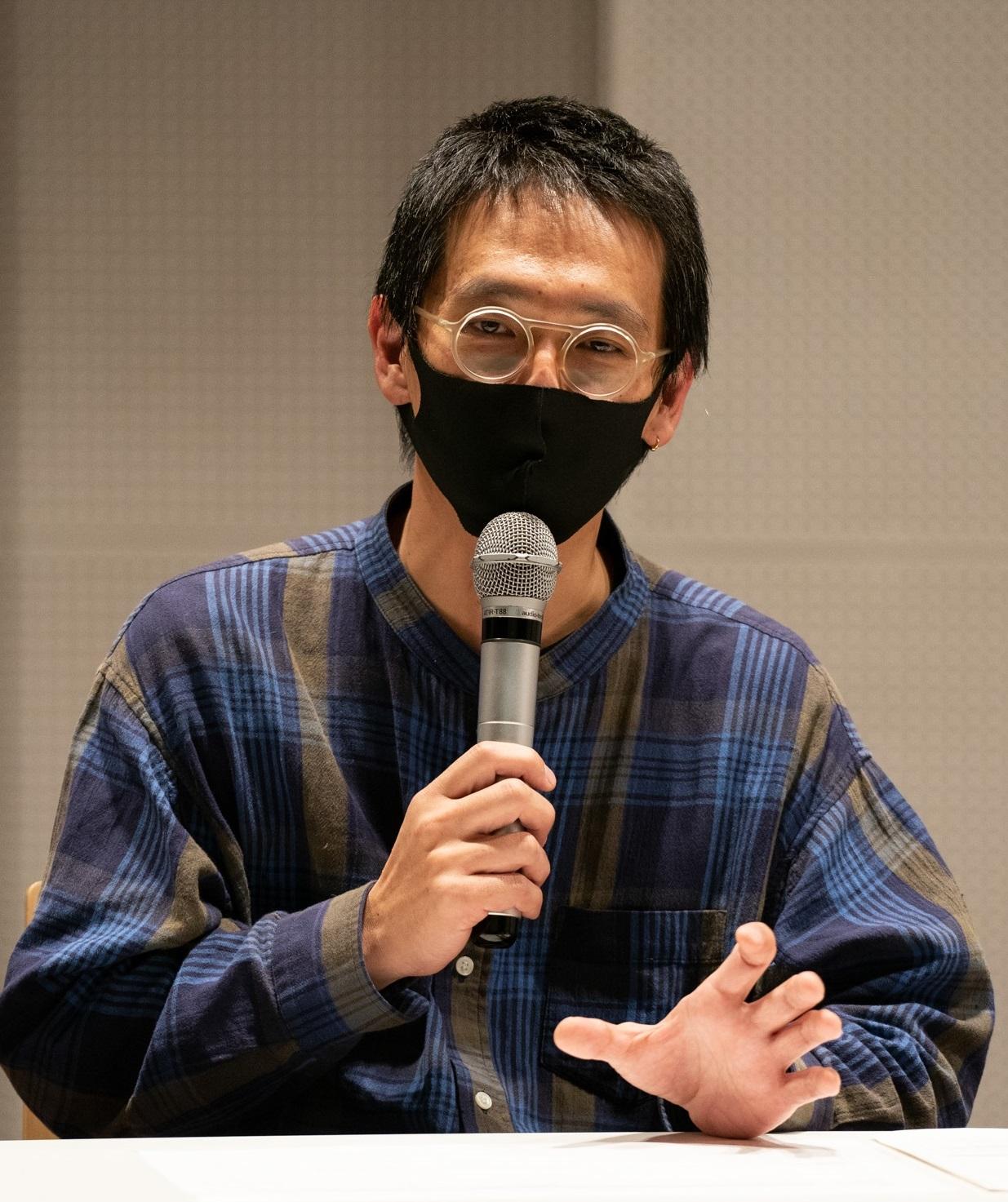 今井 俊介(美術作家)