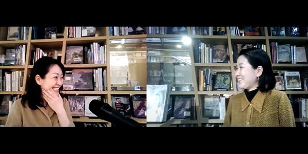 資生堂ギャラリー×銀座 蔦屋書店 連続トークシリーズ  vol.3 『日常/生活』 細倉真弓(写真家)×村田沙耶香 (小説家)