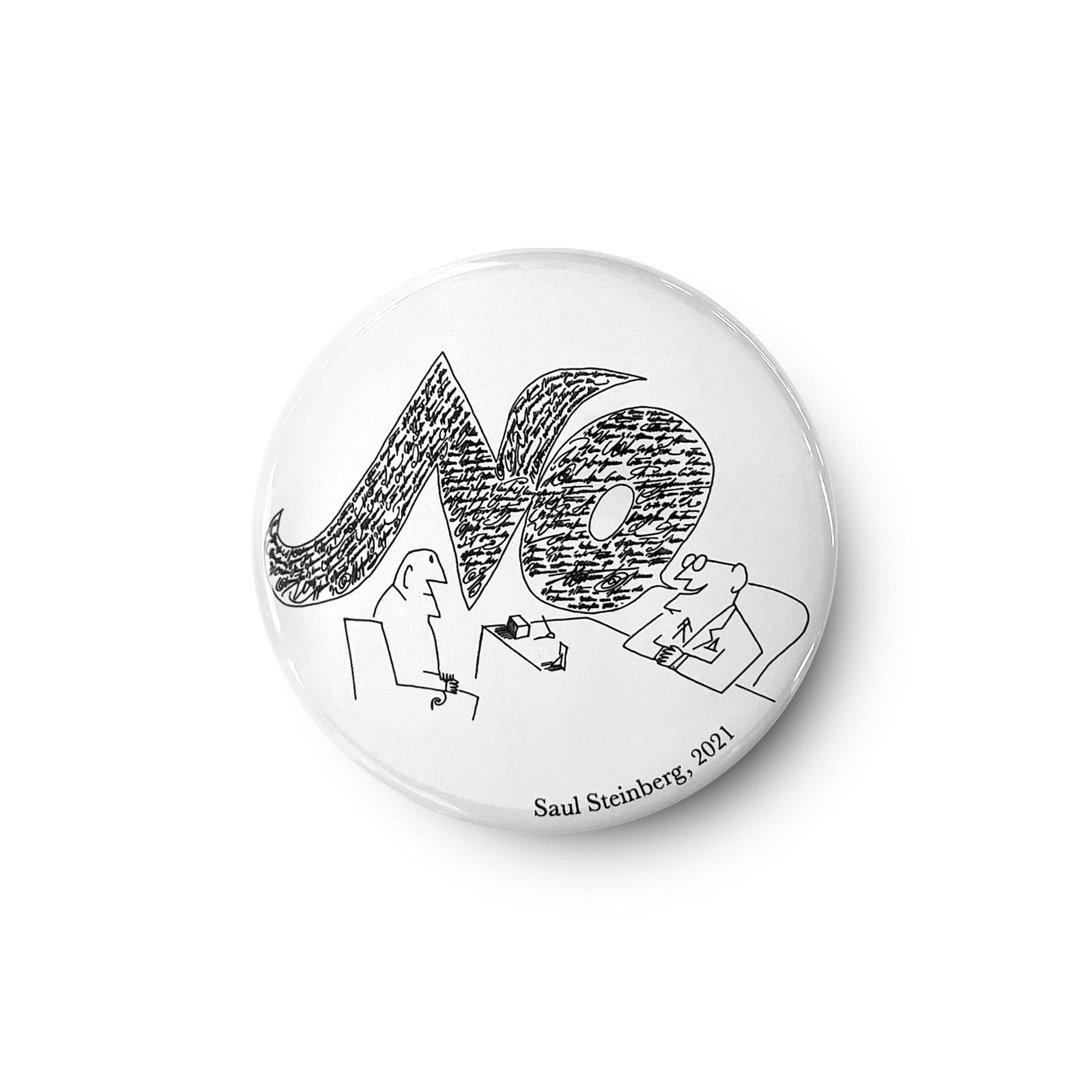 Saul Steinberg 【57mm】